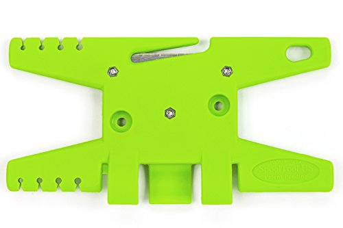 Spool Tool ('Z' Green) Paracord Spool - Paracord Accessories and Tools - Paracord Tools - Titan Survival - Bug Out Tools - Survival Kit Paracord - Survival Tools Kit - Ultimate Survival Tool