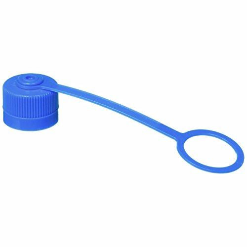 Nalgene Narrow Mouth Water Bottle Replacement Cap - Blue