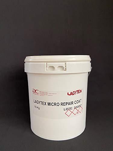 Micro Repair Coat. Renovar viejos pavimentos de hormigón impreso y otras superficies diversas con efecto antideslizante.