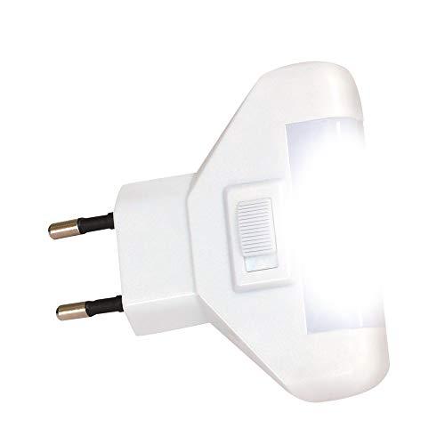 REV 00337171 Nachtlampe, LED Nachtlicht für Kinderzimmer, 1W, 20lm, weiss