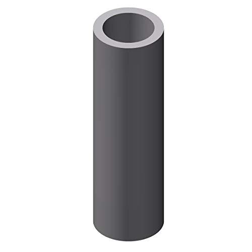 Profilrohr, Aluminium, außen rund Ø 30mm, innen rund Ø 22mm, Aluminium, 1000mm