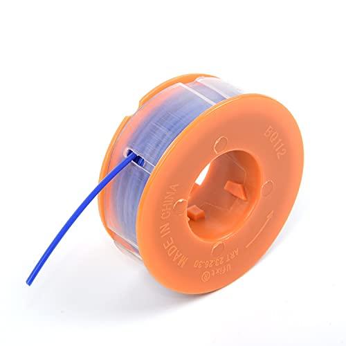 NICOLIE 1 unid/3 unids eléctrico Cortacésped cuerda Trimmer cabeza carrete para Bosch...