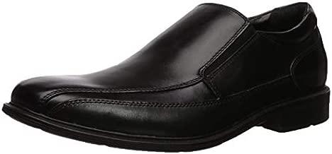 Kenneth Cole New York Men's Len Slip On Loafer, Black, 11 M US