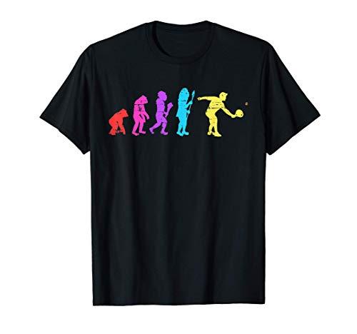 Evolution Padel Tennis Schläger Sport Turnier Spiele Match T-Shirt