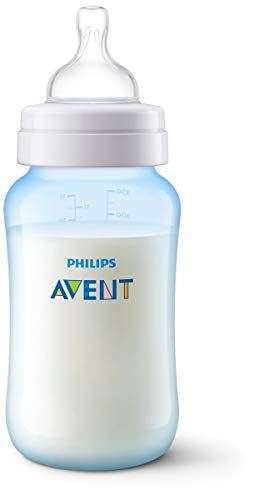 Philips Avent SCF818/17 - Biberón Anti-colic de 330 ml, azul