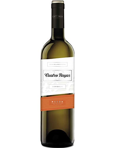 4 Rayas Vino Verdejo, D.O. Rueda, 75cl