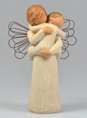 Willow Tree Figur Engel der Umarmung Angel of Embrace