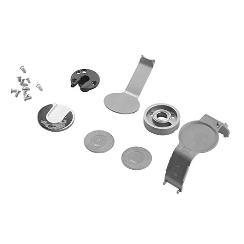 Gazechimp 1Set Drone Replacement Parts with P-Axis Sleeve 12Pcs Screw Fit for DJI Mavic 2PRO/ - for Pro Version