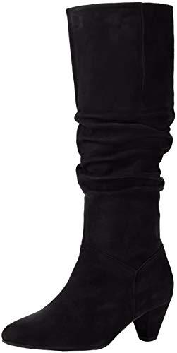 Gabor Shoes Damen Fashion Hohe Stiefel, Schwarz (Schwarz 17), 40 EU