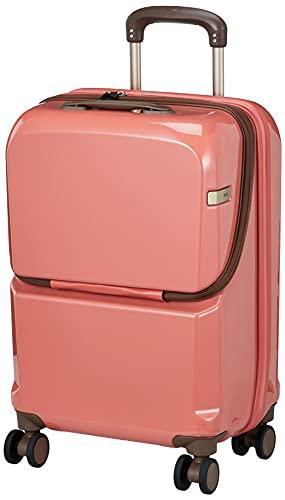 [エース トーキョー] スーツケース クリーディエ コインロッカーサイズ 54cm 54 cm レッド