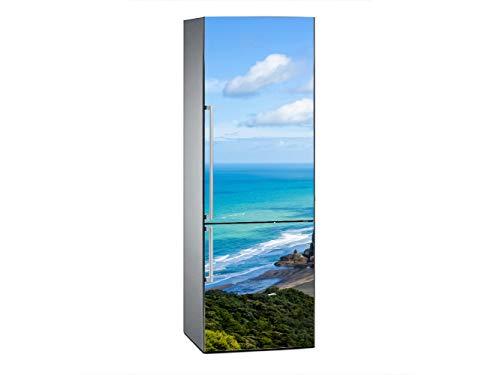 Oedim Vinilo para Frigorífico Costa en Nueva Zelanda 185x60cm | Adhesivo Resistente...