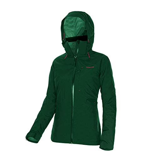Trangoworld Helens Complet Chaqueta, Mujer, Verde Caza, XS
