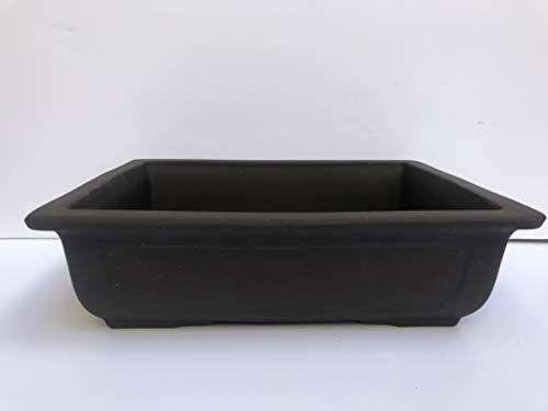 Kotobuki Japanese 14' Unglazed Bonsai Rectangle Pot : #A20-10