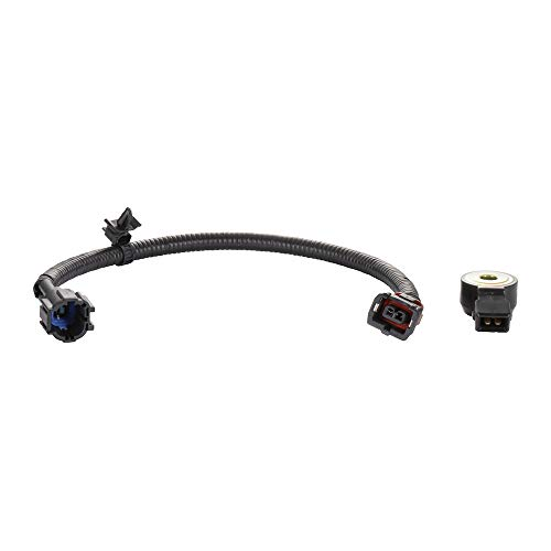 ECCPP Knock Detonation Sensor with Harness compatible with 1995-2004 for Nissan Pickup 1995-1998 for Nissan 200SX 1991-1998 for Nissan 240SX 1990-1996 for Nissan 300ZX 1993-2001 for Nissan Altima