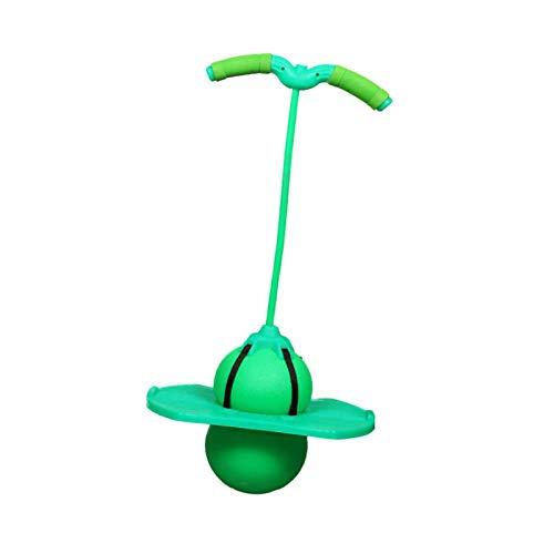 PETUFUN Pogo Stick per Bambini, Palla Pogo Stick Palla Rimbalzante con Manico Palla Pogo Jumper Tramoggia - Palla rimbalzante con Manico Giocattolo a sferas saltellante per Adulti Bambini