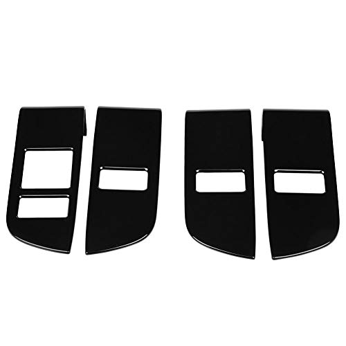 4 Unids Interruptor de Bloqueo de la Puerta Panel de Interior Ajuste d