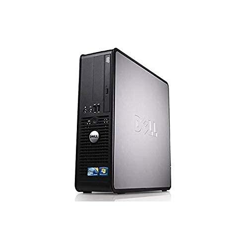 Dell Optiplex 780 SFF - Windows XP - intel dual core ram 4 GB 250 GB - PC desktop computer fisso (Ricondizionato Certificato)