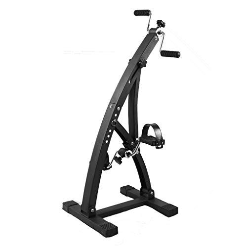 WURE Ältere Rehabilitationsgeräte, Hand- und Fußtrainingsgerät, obere und untere Extremitätenübung, Fitness-Fahrrad