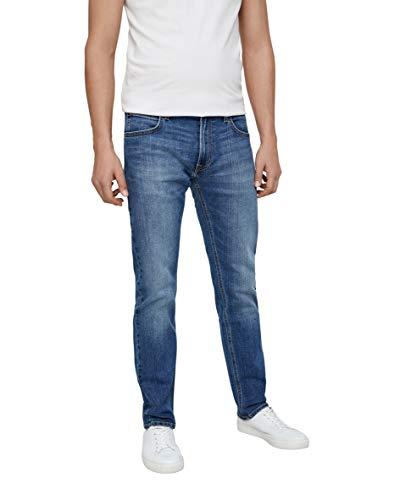 Lee Herren Daren Zip Fly Jeans, Blau (Broken Blue Sx), 33W / 32L