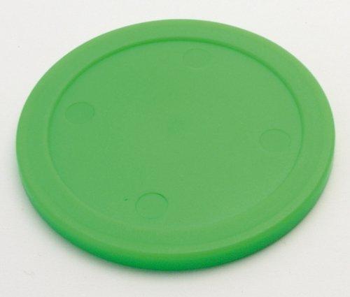 Unbekannt Airhockey Puck grün 63mm 15gr