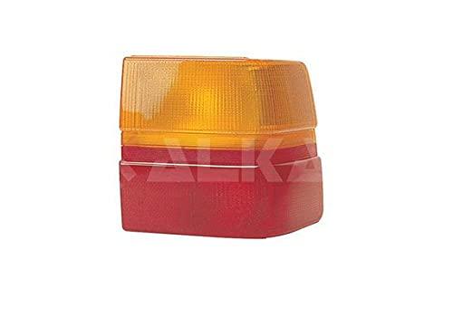 Depo 2262487 Feu arriére, sans porte-lampe, ext'rieur, orange