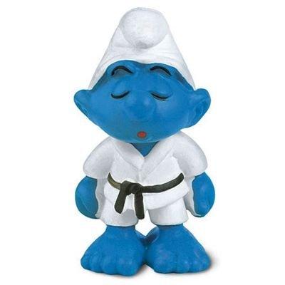 Schleich 20134 - Figura/ Miniatura Judo Pitufo