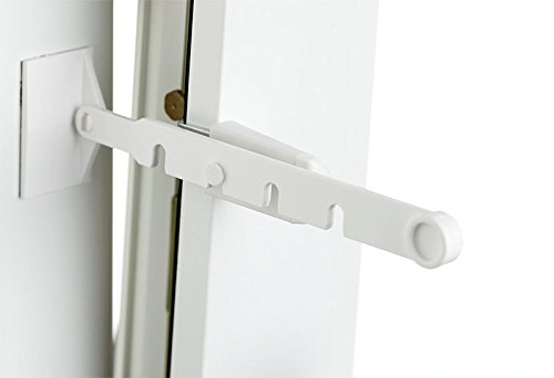 cg-sonnenschutz Kipp-Regler (Nr.27) zum Einstellen der Fensteröffnung (7 Stück)