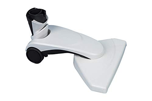 Mondstuk voor harde vloeren, parket mondstuk geschikt voor Vorwerk Kobold 150 200 VT265 VT270 VT300 vervanging voor voorwerk HD50 HD60 voor laminaat, parket, tegels, PVC en soortgelijke vloeren