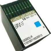 Groz-Beckert 135 X Max 54% OFF 17 #19 Pack of 100 Machine Max 80% OFF Needles Sewing