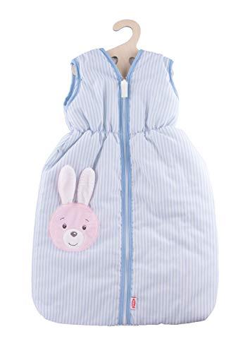 Heless 1193 Sac de Couchage molletonné pour bébé 37 cm