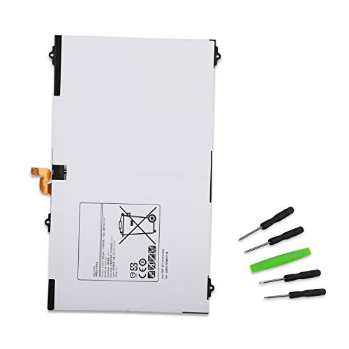 """DAMZON 3.85V 22.6Wh EB-BT810ABE EB-BT810ABA GH43-04431A Replacement Tablet Battery for Samsung Galaxy Tab S2 9.7"""" SM-T810 SM-T815 SM-T817 with Tools"""