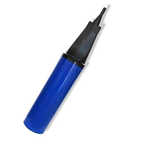 Swimming Ring Pump, Portable Mini Hand Push Pump, Balloon Toy Pump, U-Shaped Inflatable Pillow Pump, Hand Air Pump,Two-Way Hand Yoga Ball Pump