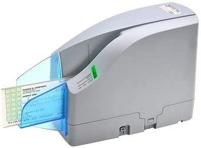 Digital Check CX30 Scanner With Printer and Franker (Renewed)