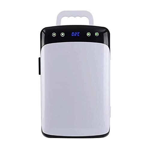 Compresor Portátil De 12 litros Refrigerador Congelador Refrigerador DC 12V CA 220V,Refrigerador De Coche Mini Caja De Calefacción Y Refrigeración De Coche Doméstica Pequeña