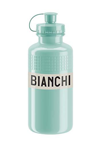 Bianchi Trinkflasche Modell Vintage 2019, Hellblau, Weiß, 500 ml, C9010130