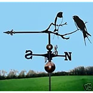 Swallows Weather vane - Handmade,Very High Quality