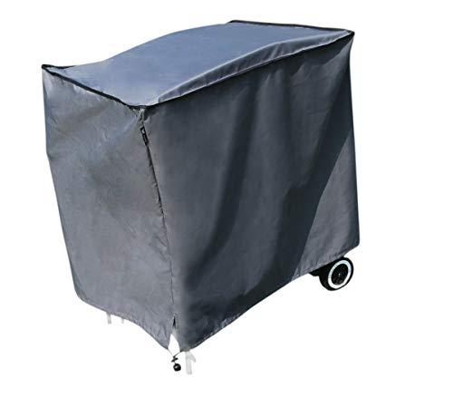 SORARA Housse de Protection imperéable pour Barbecue | Gris | 88 x 63 x 83 cm