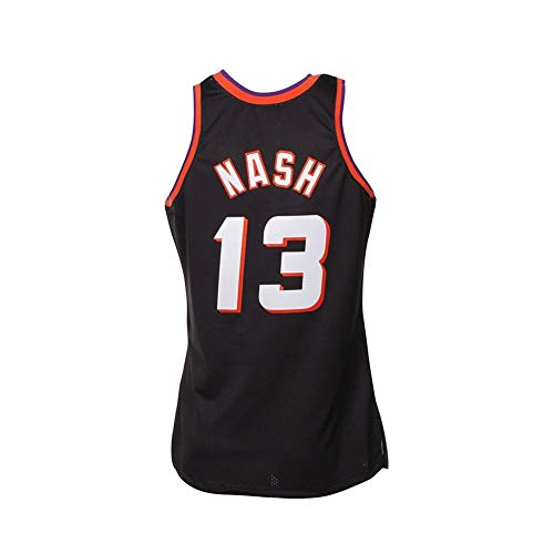FYZS Herren-Basketball-Trikots NO.13 Steve Nash, L.A.Lakers, Multi-Art-Basketball-Uniform Fitness Sport T-Shirt Jerseys (Color : G, Size : L)