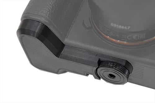 naimonoLab 軽量グリップエクステンション CG-A74 SONY α7RIV対応