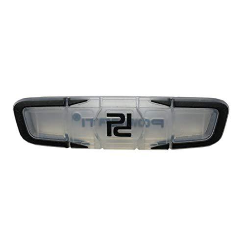 Raqueta De Tenis Antivibrador Prima De Tacto Blando De Silicona Amortiguador Agradable para El Brazo De La Raqueta Cuerdas Negro