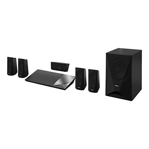 Sony BDVN5200WB.CEL - Equipo de Home Cinema 5.1 de 1000 W (BLU-Ray, 3D, 4 K, USB, HDMI), Negro