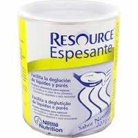 Meritene Resource Espesante Naranja Bote 400Gr. 400 g