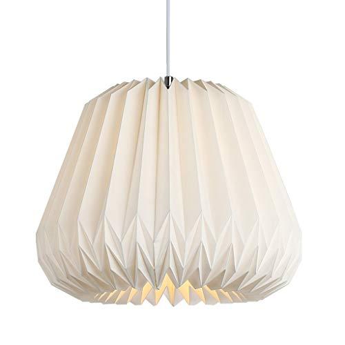 Kronleuchter Pendelleuchten Hängeleuchten Lüster Nordic Kreative Design Persönlichkeit Wohnzimmer Beleuchtung Warme Schlafzimmer Bar Handgefertigte Origami Lampenschirm Restaurant Kronleuchter Hängele