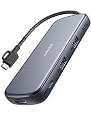 Anker PowerExpand 4-in-1 USB-C SSD ハブ (256GB) SSDストレージ内蔵 4K対応 HDMI 100W USB Power Delivery対応 USB-Cポート USB-A ポート MacBook Pro / iPad Pro / ChromeBook 他対応