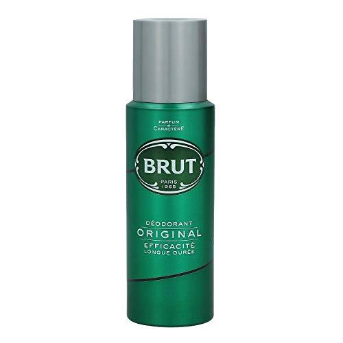 Brut Deodorante di Spray - 2 x 200 ml