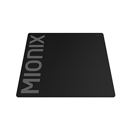 Mionix Aliio MNX-04-25007-G Gaming-Mauspad aus Mikrofaser, genäht Medium