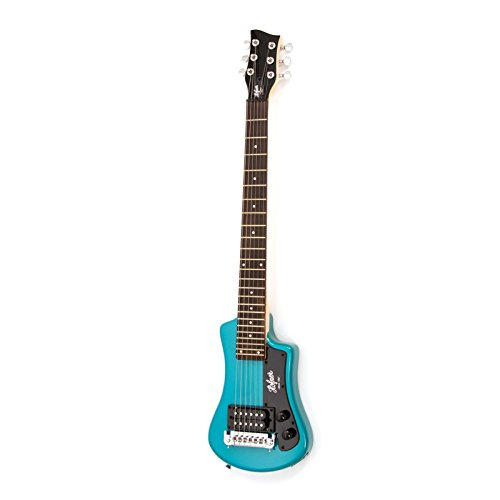 Hofner HCT Shorty Guitarra - Azul