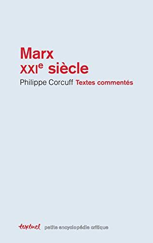 Marx XXIe siècle