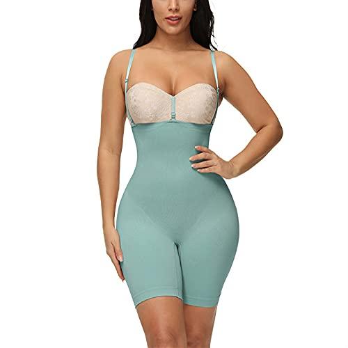 marca blanca Chaleco de recuperación posparto para mujer con control de barriga, moldeador de compresión superior invisible para el cuerpo ShaperM