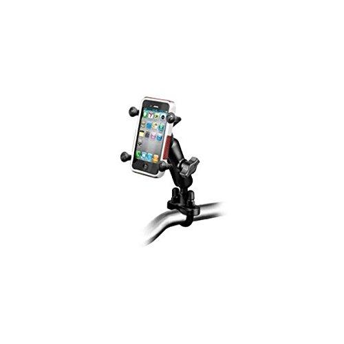 RAM Mount RAM-B-149Z-UN7 mobiele telefoonhouder (telefoon, binnen, motorfiets, outdoor, zwart, actieve telefoonhouder, aluminium composietmateriaal, klemmontage)